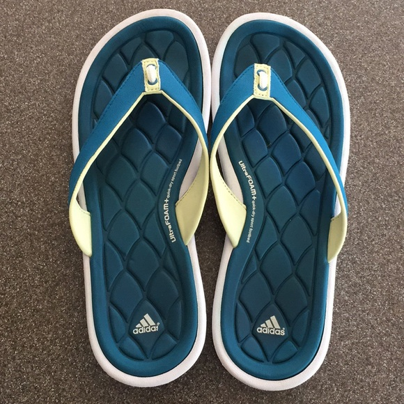 62f22f54b adidas Shoes - Adidas Ultra Foam Plus flip flop 7 10